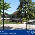 Foto fronte del centro direzionale Centro Marconi