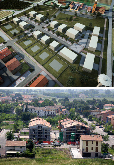 Reda nuovo quartiere residenziale