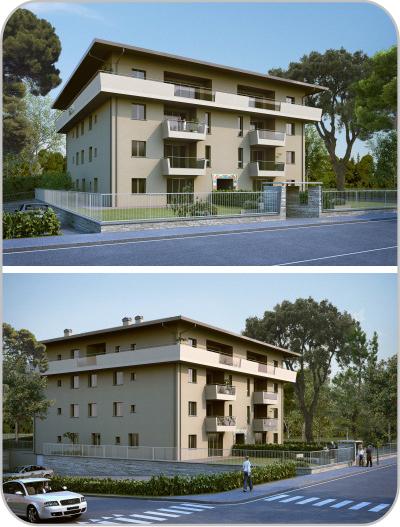 Appartamenti in classe A Faenza