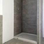 La doccia dell'interno 7 di Borgo Cavaliera