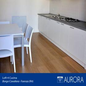 Loft 4 cucina