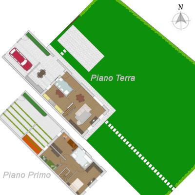 Planimetria arredi interno 1
