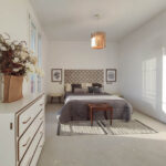 borgo cavaliera home staging camera da letto