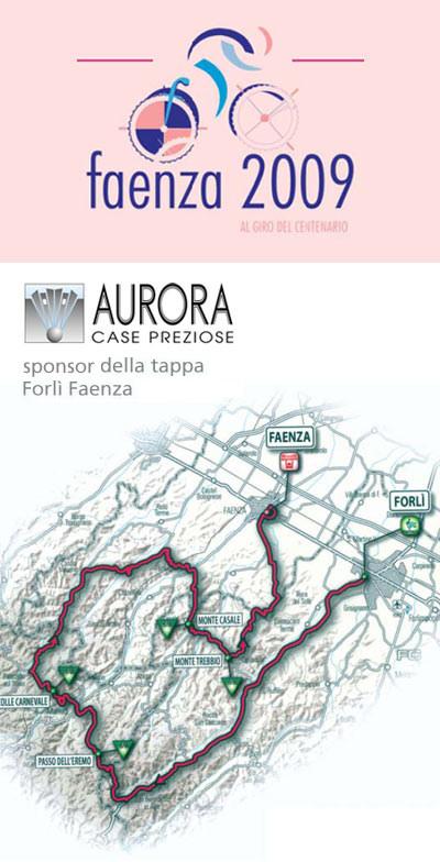 Giro d'Italia 2009 Faenza