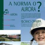 Campagna pubblicitaria Borgo Cavaliera