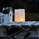 Lanterne esterne