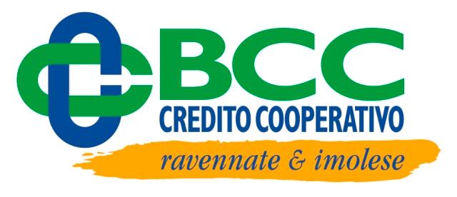 Logo Banca credito cooperativo ravennate e imolese