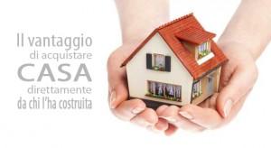 Vantaggio acquistare casa dal costruttore