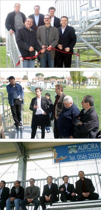 Campo sportivo Reda