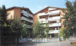 Complesso abitazioni Faenza
