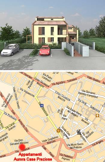Appartamenti a Faenza