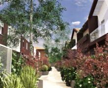 """Progetto """"Urbanizzazione Aurora"""" - via Lesi Faenza"""