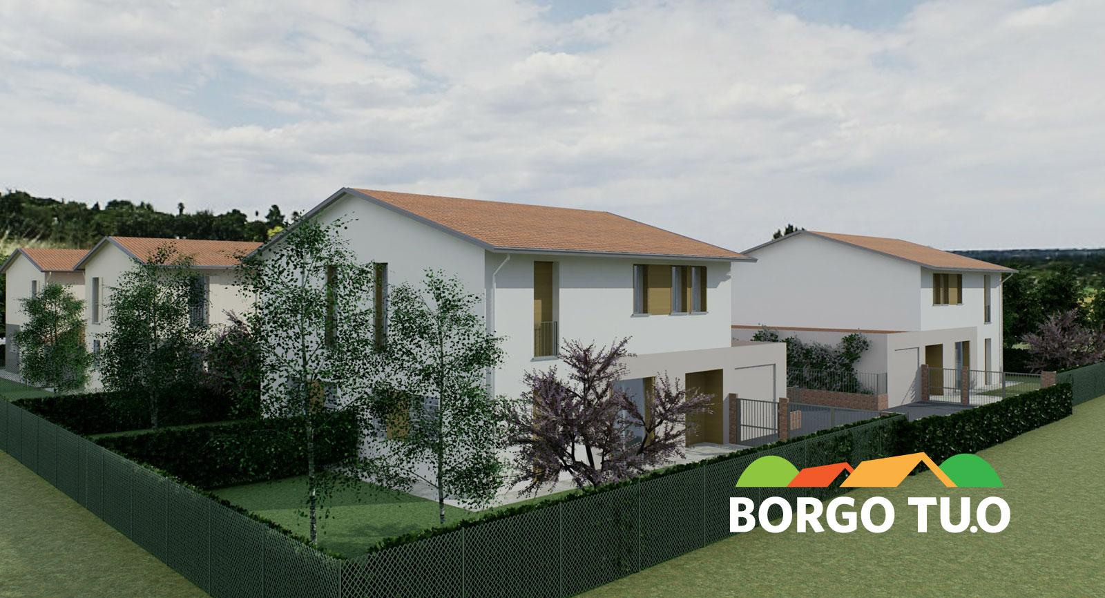 Borgo Tu.o villette bifamiliari